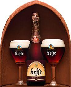 De Leffe Bruin! Een heerlijk karaktervol abdij bier