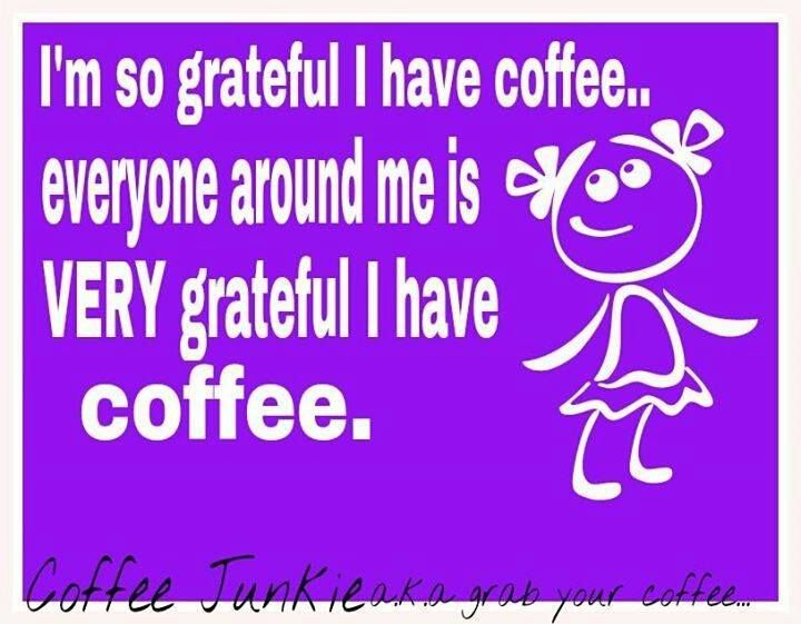Grateful for coffee :): Coffee Pink, Coffee Coffee Coffee, Coffee Choc 4, Grateful Lol, Coffee Talk, Coffee Forever, Coffee Junki, Coffee Heavens, Coffee Addiction