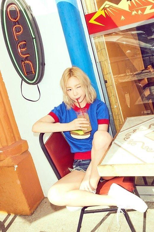 少女時代 テヨン、新曲を引っさげカムバック…R&BとEDMが融合した夏を攻略するポップサウンド - K-POP - 韓流・韓国芸能ニュースはKstyle