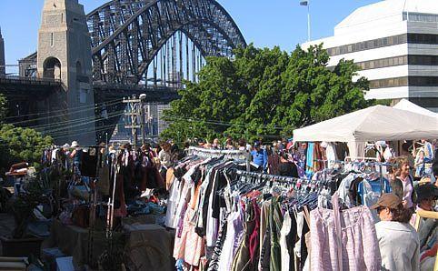 Kirribilli Markets - Bradfield Park - Shopping - Time Out Sydney
