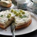 Kruisbessen cheesecake