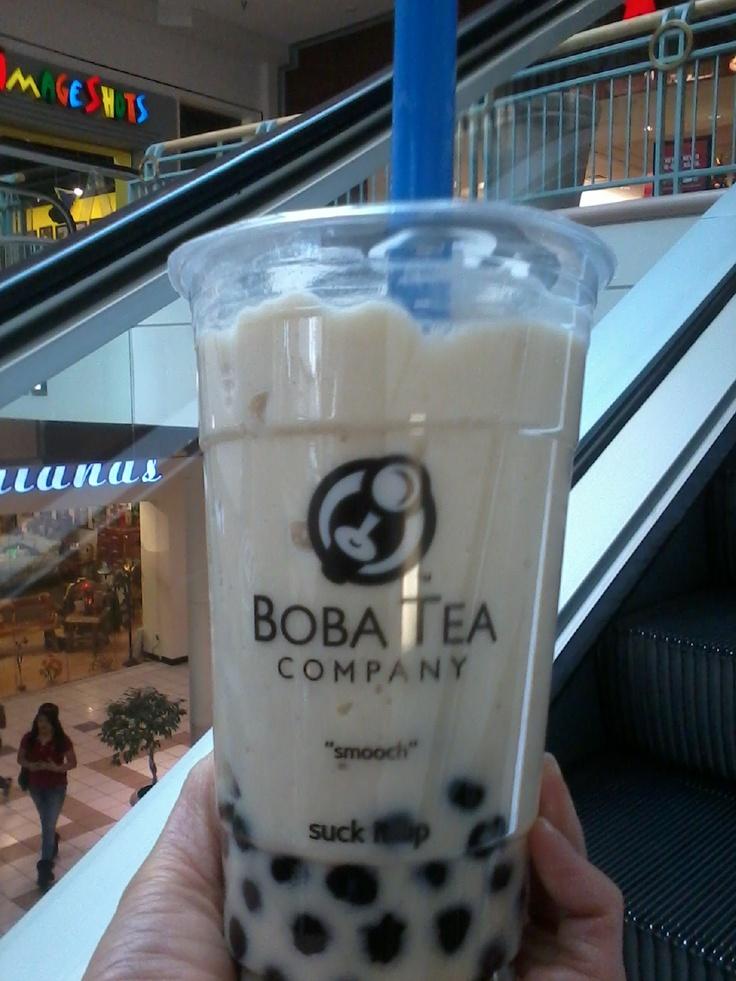 Boba Tea Company at the Cottonwood Mall, Albuquerque, NM! Suck It Up!
