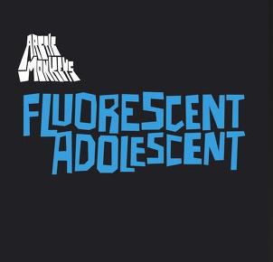 Arctic Monkeys Album Cover
