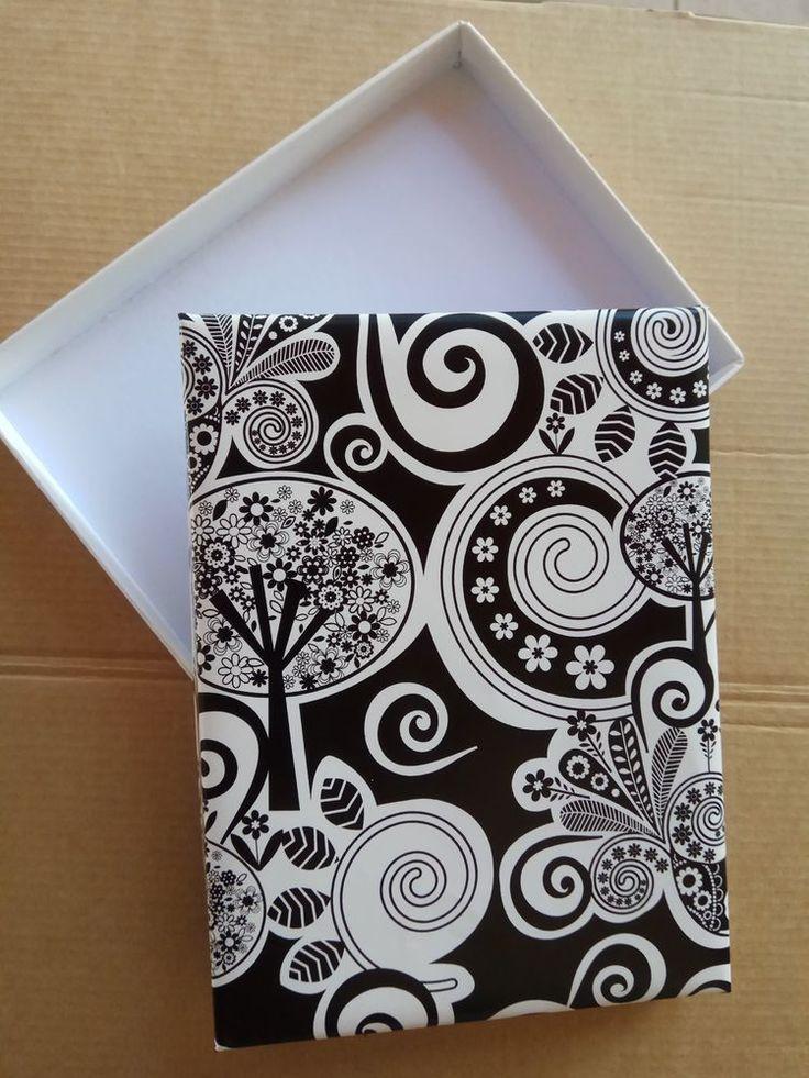 15 pcs White Black Jewelry Gift Boxes for Necklaces & Pendants White 13.5X18.5cm