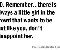I was that girl...