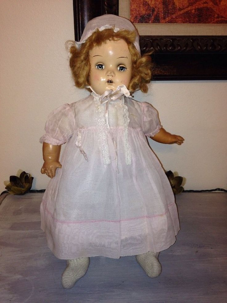 Vintage Horsman Doll 18 Quot Marked Quot Horsman Dolls Quot Hard