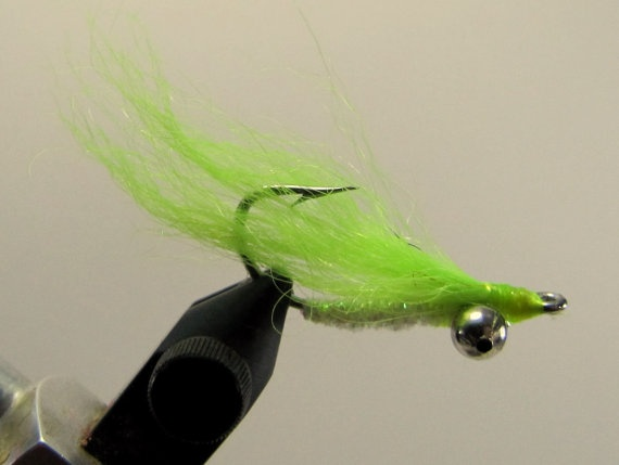 Great saltwater fly pattern.
