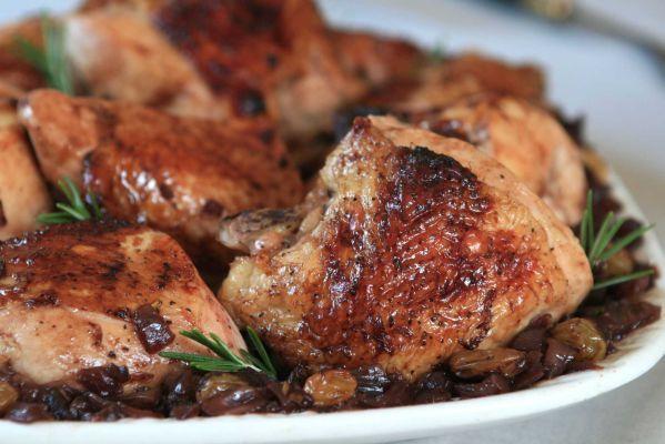 rosh hashanah recipes sides