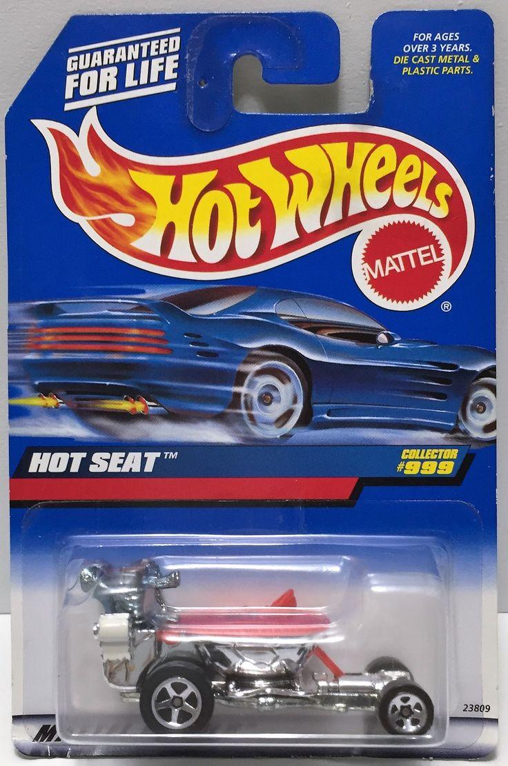 Hot wheels blackwall spider man web spider car hk superb ebay -  Tas034371 1998 Mattel Hot Wheels Die Cast Hot Seat 999