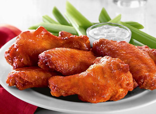 Frozen chicken wing recipes