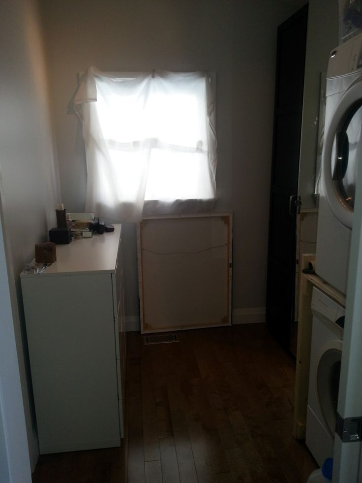 current laundry room