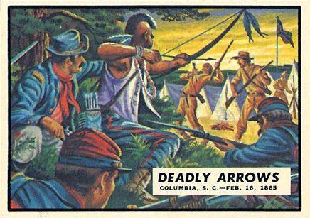 1962 Topps Civil War News   #84 Non-Sports Card
