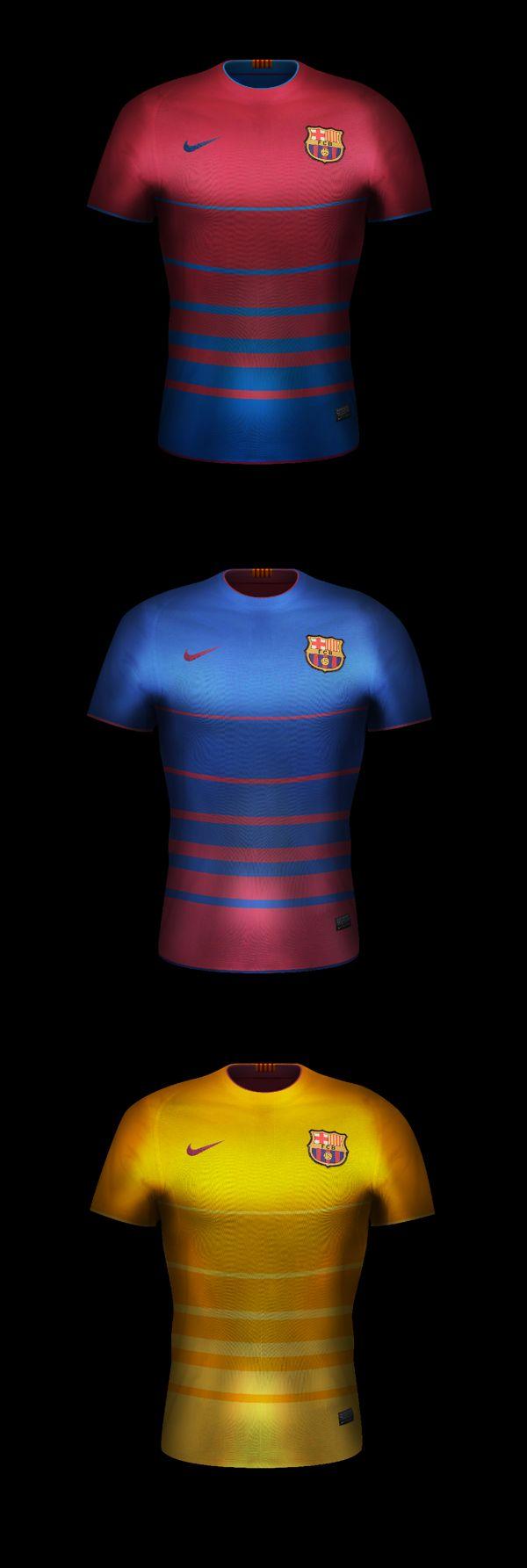 FC BARCELONA 2014 / 2015 by Javi Pérez