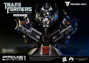 Prime 1 Studio #Transformers Ironhide Bust Pre-Orders http://www.toyhypeusa.com/2015/02/05/prime-1-studio-transformers-ironhide-bust-pre-orders/ #Sideshow