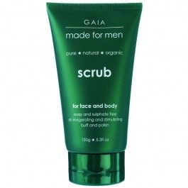 Gaia Face and Body Scrub
