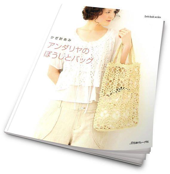 Crochet Accessory Patterns  japanese crochet ebook Knitted