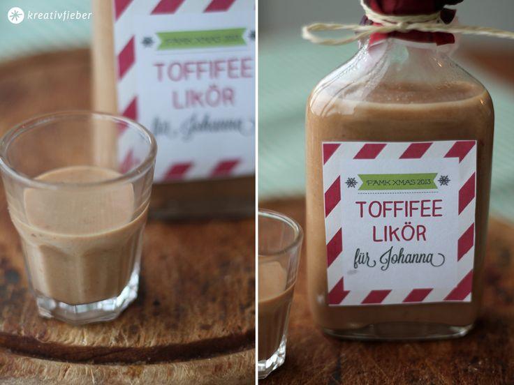 PAMK Froh und lecker Paket: Der Leckerschmecker Toffifee Likör hat sich auch mit auf die Reise gemacht. Wir zeigen euch das leckere Rezept.