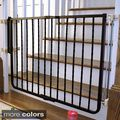 Cardinal Gates Wrought Iron Decor Gate | Overstock.com Shopping - The Best Deals on Child Gates