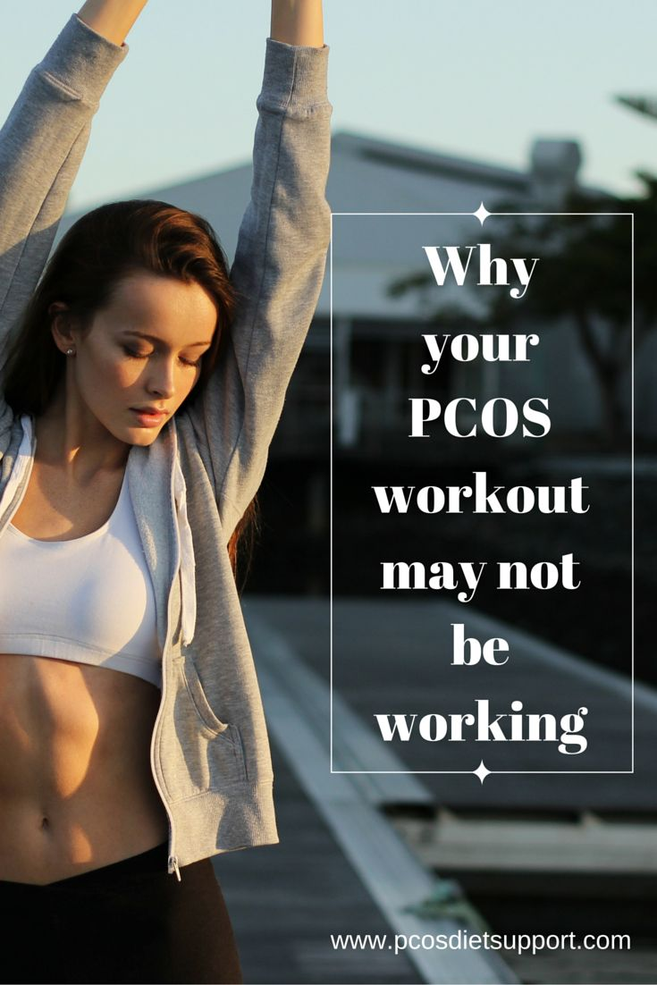 If you're tired of spending hours and hours in the gym without seeing any results, it may be time to look at why your PCOS workout may not be working