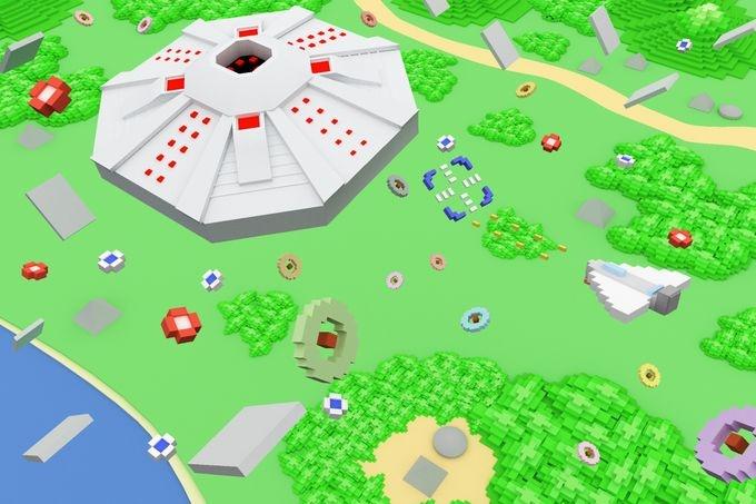 Pocket : GALLERY GAME