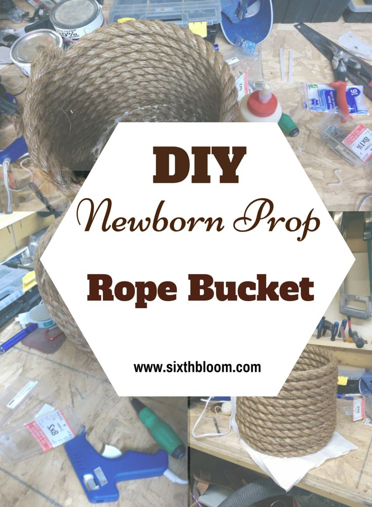 Diy newborn prop