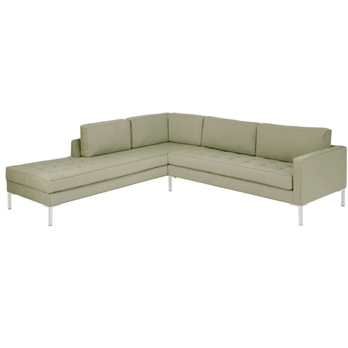 paramount left sectional sofa by blu dot  sc 1 st  Pinterest : blu dot sectional - Sectionals, Sofas & Couches