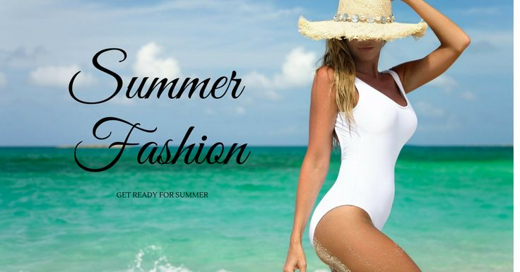 Get ready for summer with beautiful swimsuits, dressess, tops and more! #Summer #Fashion  Check out Adrien`s Shop http://goo.gl/rtJH7X