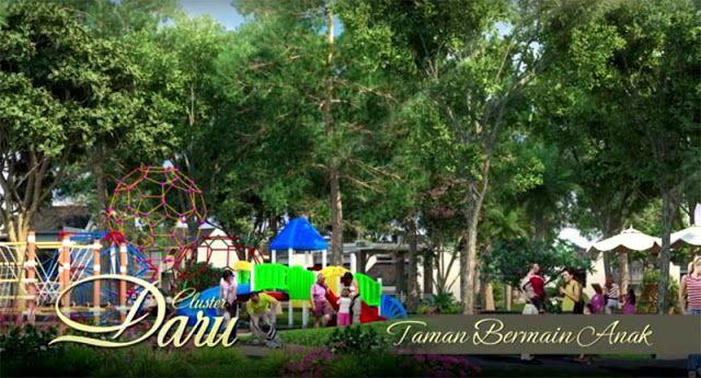 Cluster Daru Children Playground