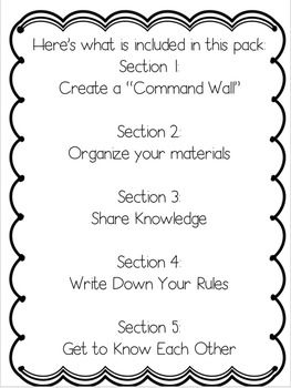 A 5 section guide to managing teacher assistants or paraprofessionals