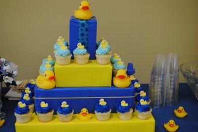 Google Image Result for http://2.bp.blogspot.com/_L-deInbQA9c/SvzwwOjLGgI/AAAAAAAAEqc/zH6jDd5b1y8/s400/rubber+ducky+baby+shower+ideas.jpg