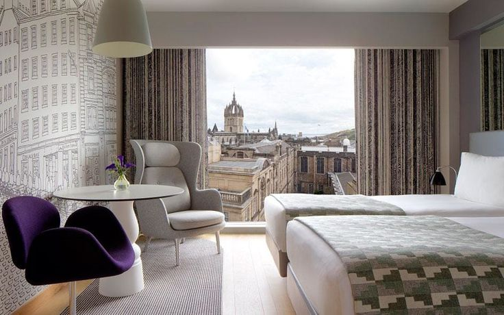 Top 10: the best Edinburgh hotels with parking | Telegraph Travel