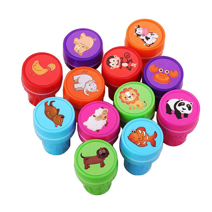 12 pcs Hot Kids Cartoon Animal Scrapbooking Stamp Cute Rubber Stamps for Scrapbooking Red Stamps for DIY Scrapbook Photo Album #>=#>=#>=#>=#> Click on the pin to check out discount price, color, size, shipping, etc. Save and like it!