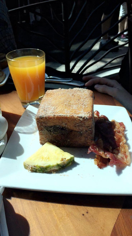 Tonga toast or ohana brea pudding ?