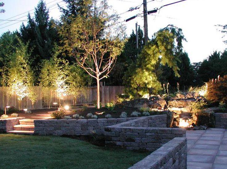 Designed for outdoor low voltage landscape lighting