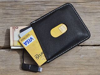 Stuffed pocket and low battery?  Cards, notes, powerbank, cable, adaptor and RFID block all in one!   Crowdfunding is a democratic way to support the fundraising needs of your community. Make a contribution today!
