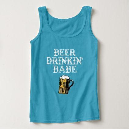 Beer Drinking Babe Southern Girl Shirt  $31.95  by Wild_Honey_Designs  - cyo customize personalize unique diy idea