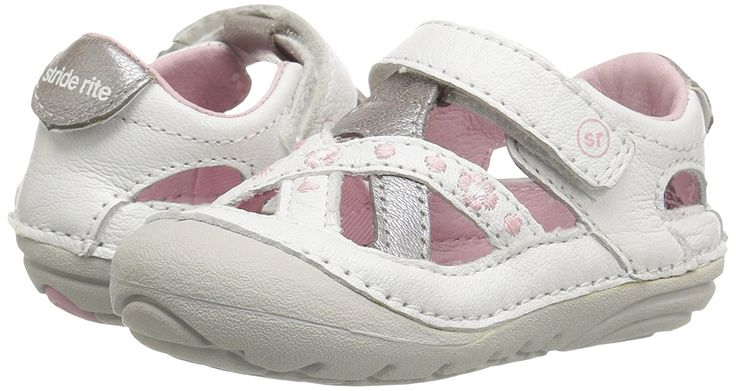 Stride Rite Kids SM Kiki First Walker Shoes: Amazon.ca: Shoes & Handbags