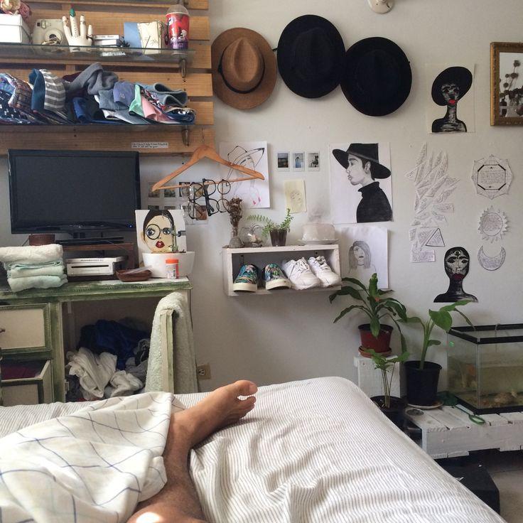 Scotfields : Foto | Dormitorio diy, Decoracion de paredes ... on Room Decor Ideas De Cuartos Aesthetic id=43564