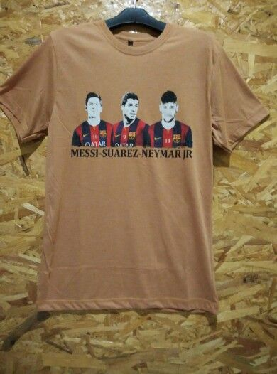 #FCBarcelona series | Trio MSN| For more info and order  SMS/WA +628888526003 Call +622141514266