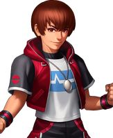 King of Fighters 98 UM OL Orochi Chris by hes6789