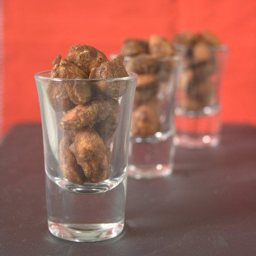 Recipe: Coffee Candied Almonds