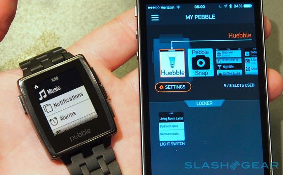 #Smartwatch #Pebble's #app store to open this #Monday : via @phone Arena