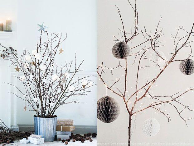 DIY inspiratie: Papieren kerst ornamenten. Super gezellig en heel eenvoudig te maken