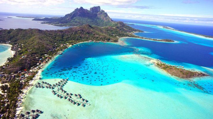 Breathtaking Photos All the Way From Bora Bora