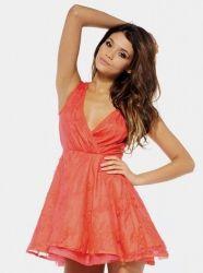 Rochii de seara, rochii banchet, rochii elegante, rochii online - New Collection - Rochie sensual lacy charm