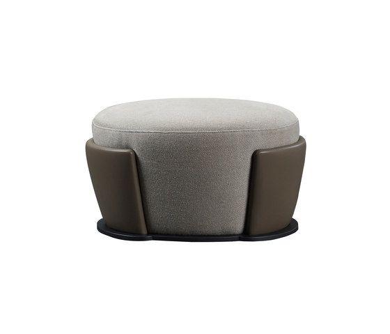 Poufs | Seating | Rosaspina | Promemoria | Romeo Sozzi. Check it out on Architonic