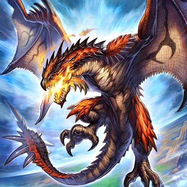 S Rathalos Phoenix Dragon Hybrid ...