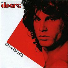 Greatest Hits (The Doors album) - Wikipedia, the free encyclopedia  Part of the 27 club...wasted talent