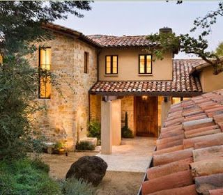 Best 25 casas rusticas mexicanas ideas on pinterest for Planos de casas de campo rusticas