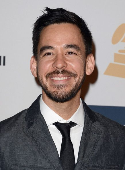 "Mike Shinoda Photos Photos - Musician Mike Shinoda arrives at Clive Davis & The Recording Academy's 2013 Pre-GRAMMY Gala and Salute to Industry Icons honoring Antonio ""L.A."" Reid at The Beverly Hilton Hotel on February 9, 2013 in Beverly Hills, California. - Clive Davis & The Recording Academy's 2013 Pre-GRAMMY Gala And Salute To Industry Icons Honoring Antonio ""L.A."" Reid - Arrivals"